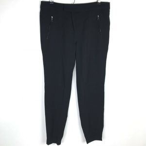 Vince Career Jogger Pants Black  Trousers Tapered